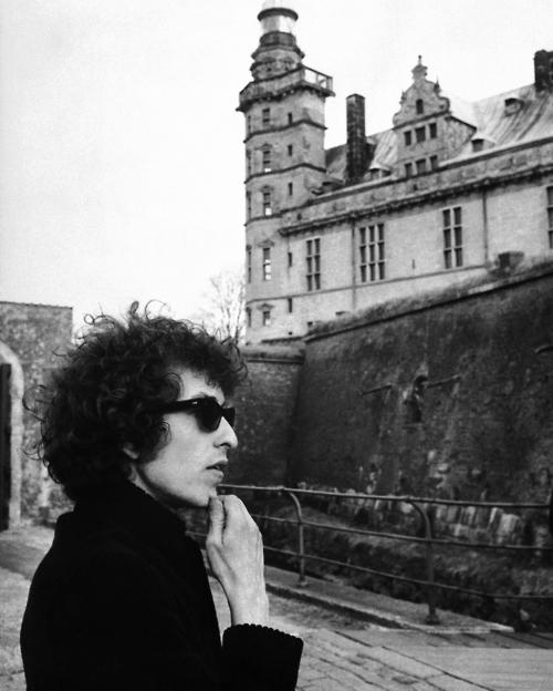 Bob Dylan at Kronborg Castle