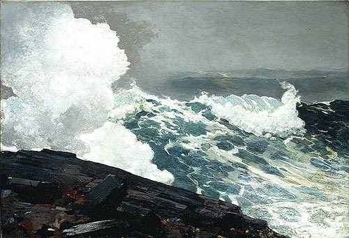 Northeaster, Winslow Homer